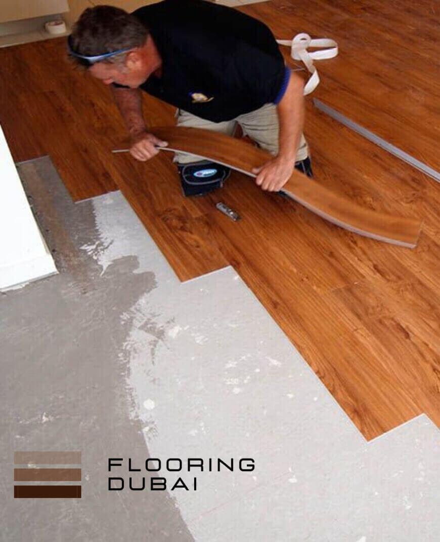 Flooring Fixing & Installation