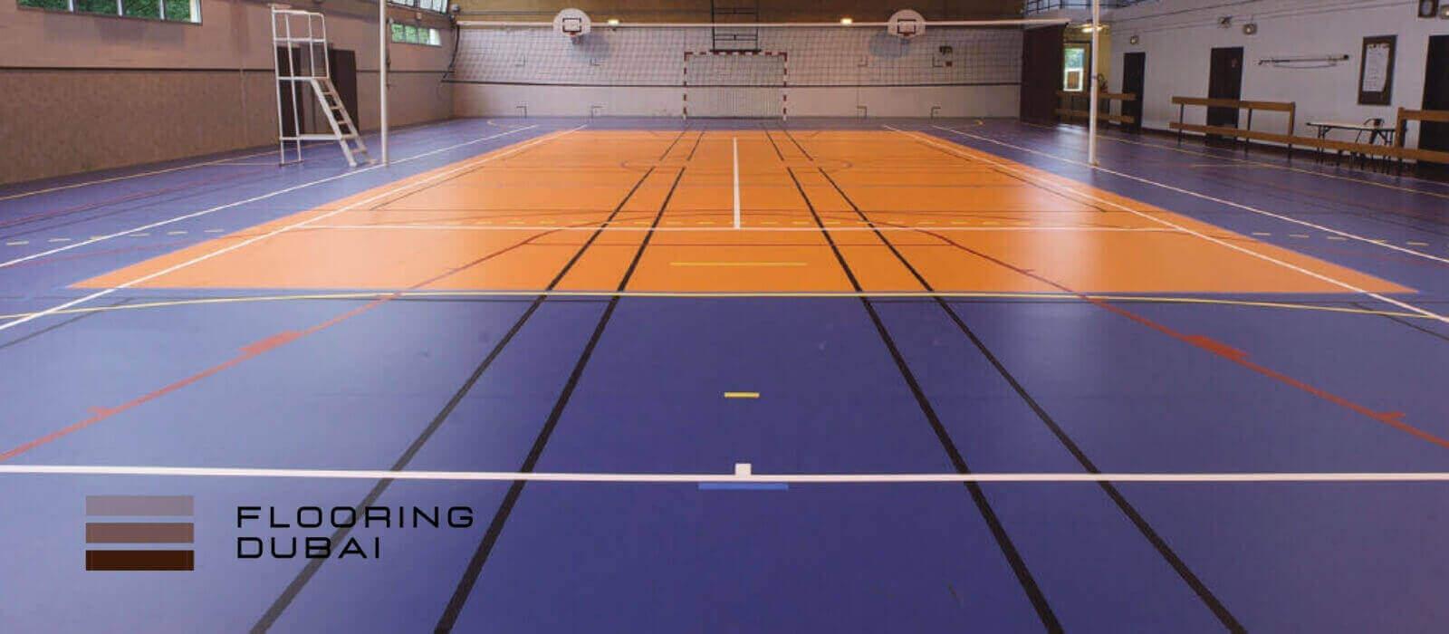 Sports Flooring in Dubai
